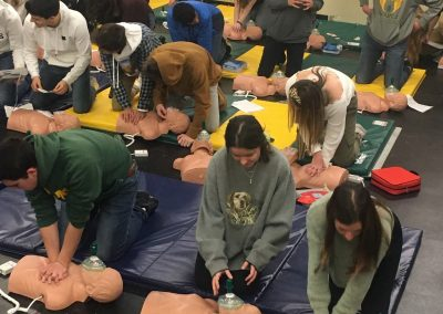 CPR Training Aides 2018-2020 (Funded by Hunterdon Healthcare)