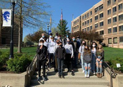 Seton Hall University Field Trip