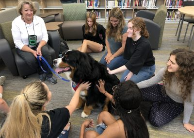 Therapy Dogs 2018-2019