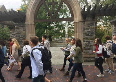 Campus Tours – 2018/19 School Year