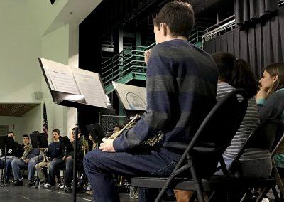 Princeton Symphonic Brass Residency 2016-2017